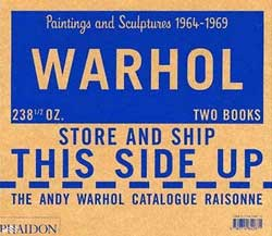 The Andy Warhol Catalogue Raisonne